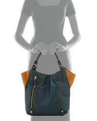 Oryany Aquarius Colorblock Shopper Tote Bag - Lyst