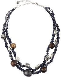 Sandwich - Knotted Necklace - Lyst
