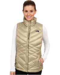 The North Face Gold Aconcagua Vest - Lyst