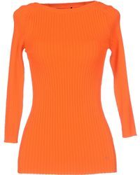 Gucci Sweater orange - Lyst