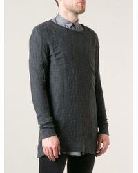 Odeur - 'ashkew' Knit Sweater - Lyst