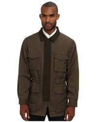 Marc Jacobs Runway Cargo Coat - Lyst