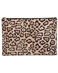 Givenchy | Large Jaguar Pouch | Lyst