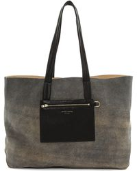 Deadly Ponies Mr Port Tote Rust - Lyst