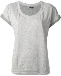Petit Bateau - Short Sleeve Sweatshirt - Lyst
