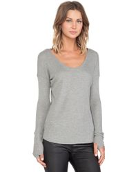 Feel The Piece Cameron Thermal Top - Lyst