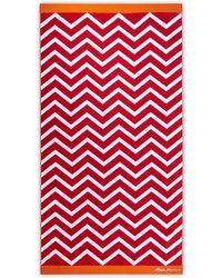 Ralph Lauren - Chevron Beach Towel - Lyst