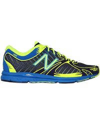 New Balance - 1400 Rubber & Mesh Running Trainers - Lyst
