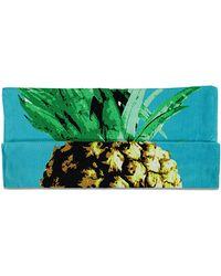 Forever 21 - Pineapple Print Beach Towel - Lyst