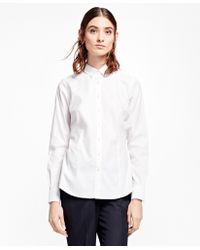 Brooks Brothers   Tailored-fit Non-iron Dress Shirt   Lyst
