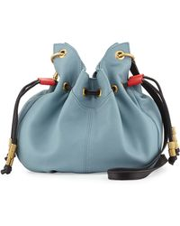 SJP by Sarah Jessica Parker - Patchin Leather Bucket Bag - Lyst