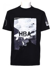 "Hood By Air | T-shirt ""jersey Wall Box"" 