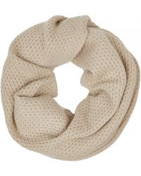 LOMA - Mabel Wool And Cashmere-Blend Scarf - Lyst