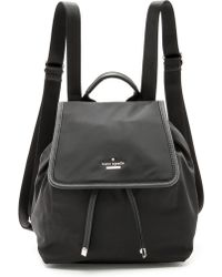 Kate Spade Classic Nylon Molly Backpack  - Lyst