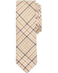 Brooks Brothers Plaid Tie - Lyst
