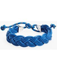 Miansai 'Nantucket' Braided Bracelet - Lyst