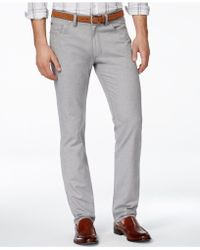 Vince Camuto - Linen Pant With Stretch - Lyst
