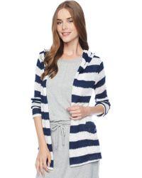Splendid Saharan Stripe Cardigan - Lyst