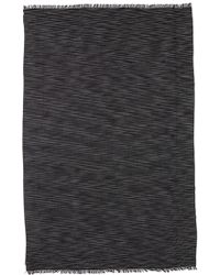 Rag & Bone Linton Striped Scarf Almond - Lyst