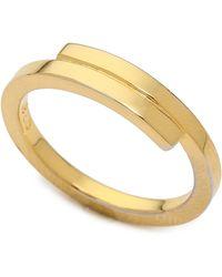 Kristen Elspeth - Lightning Ring Gold - Lyst