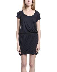 A.L.C. Bailey Dress in Midnight - Lyst