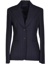 Ralph Lauren Blue Label Blazer - Lyst