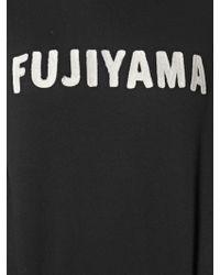 Etoile Isabel Marant Embroidered Fujiyama Cotton Sweatshirt - Lyst