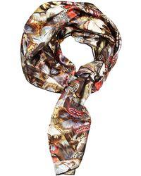 Valentino Multicolor Seta 90x90 - Lyst