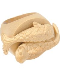 Valentino - Pisces Ring - Lyst