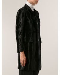 Junya Watanabe Single Breasted Coat - Lyst