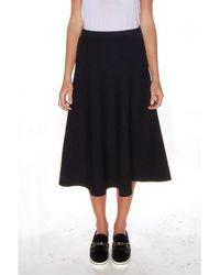 DEMYLEE - Louisa Black Skirt - Lyst