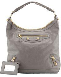 Balenciaga Giant 12 Golden Day Bag Gray - Lyst