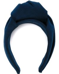 SuperDuper Hats - Knotted Headband - Lyst