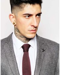 Minimum - Knitted Tie - Lyst