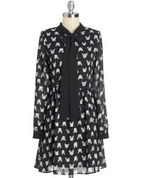 Moon Collection Boston Found Dress - Lyst