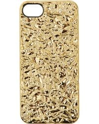 Marc By Marc Jacobs - Foil Effect Iphone 6 Case - Lyst