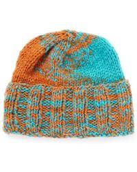 The Elder Statesman 'Crystal Fisher' Cashmere Knit Beanie - Lyst