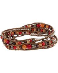Chan Luu Beaded Bracelet - Lyst