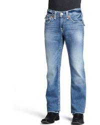 True Religion Ricky Super-t Medium Drifter Jeans - Lyst