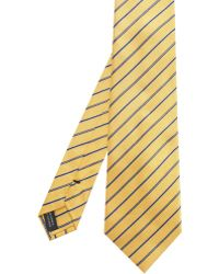 Amanda Christensen - Narrow Stripe Tie - Lyst