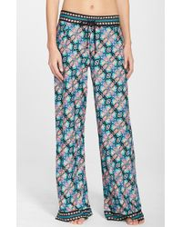 Nanette Lepore Women'S 'Paloma' Beach Pants - Lyst
