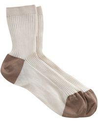 Maria La Rosa Ankle Socks - Lyst