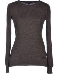 Gucci Gray Sweater - Lyst