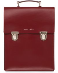 Sophie Fleming - The Carnaby Oxblood - Lyst