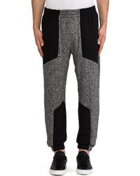 Shades Of Grey By Micah Cohen Paneled Lounge Pant - Lyst