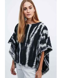 Ecote - Out Of The Box Off-The-Shoulder Jumper In Mono - Lyst