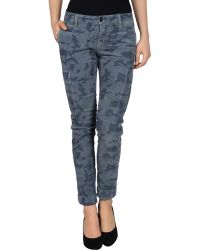 Closed Casual Trouser - Lyst