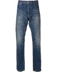 Visvim Social Sculpture Jeans - Lyst