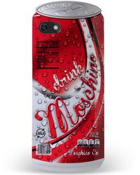Moschino Cover Case For Iphone 5 5S red - Lyst