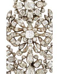 Simon Teakle - 18th Century Diamond Girandole Convertible Earrings - Lyst